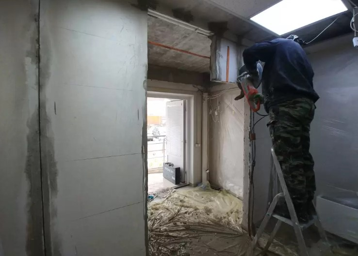 демонтаж стен минск
